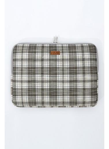 Hamur Easy Case 14 inç Laptop Çantası Notebook Kılıfı West New Kahve